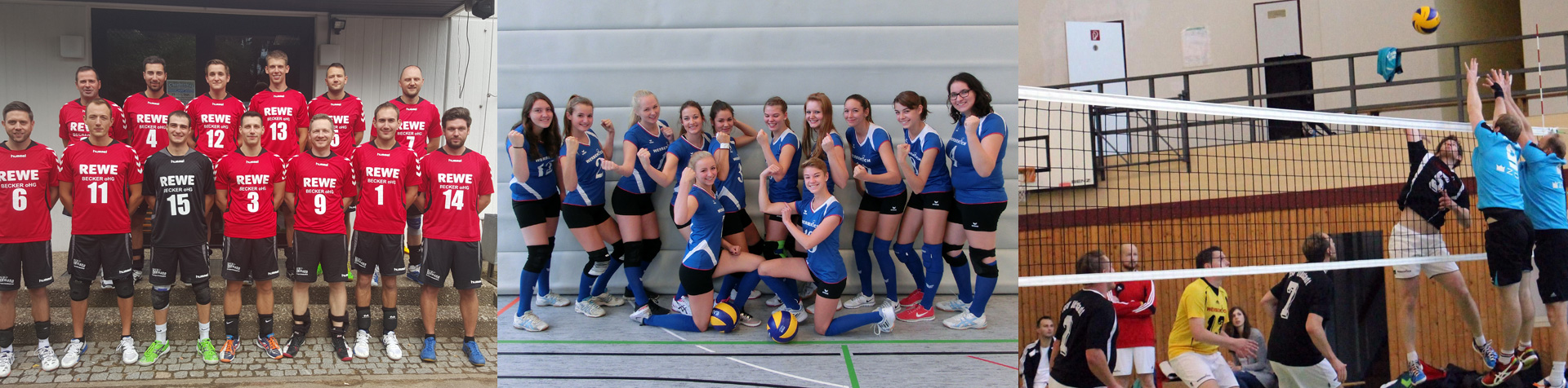 Volleyball SG Ubstadt / Forst